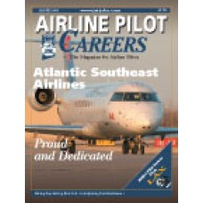 Airline Pilot Careers back issues - Jan/Feb 2008: Atlantic Southeast Airlines: Proud and Dedicated