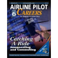 Airline Pilot Careers back issues - March/April 2008: Catching a Ride