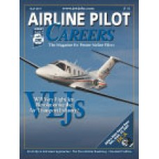 Airline Pilot Careers back issues - May 2007: Very Light Jets