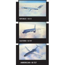 Limited Edition Airline Prints